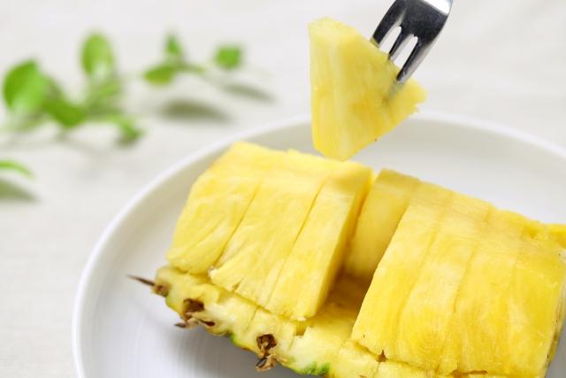 美容にも健康にも 欲張りなあなたにオススメしたい「パイナップル」