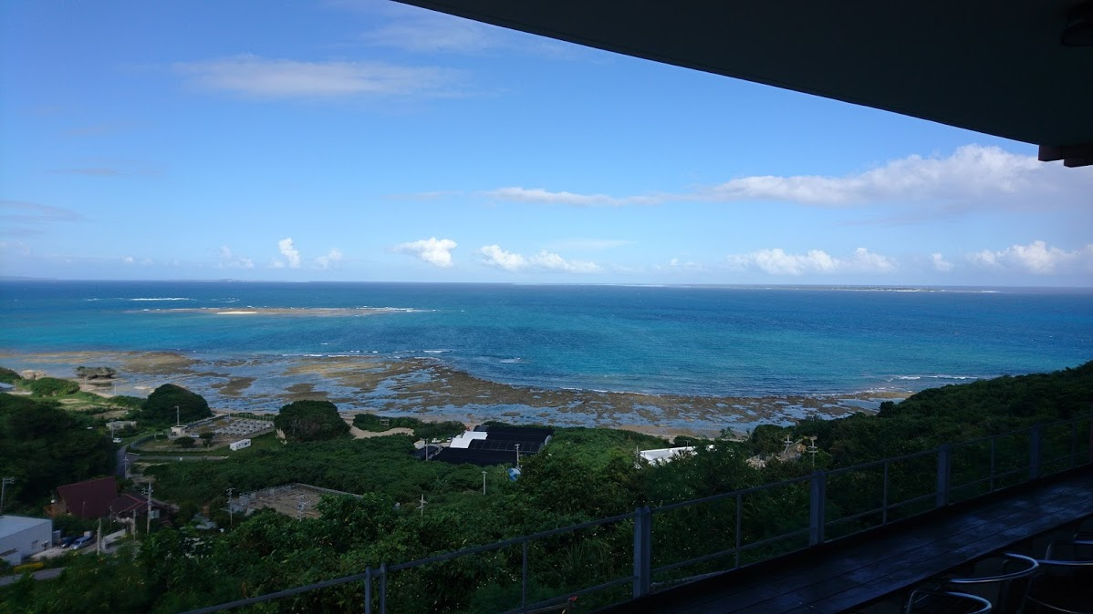 沖縄に戻ることにしました